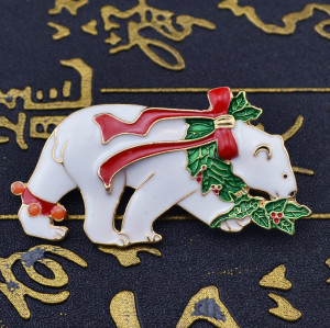 P-0196 The New Personalized Fashion Alloy Brooch Pin
