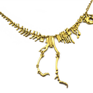 N-5591 * New Fashion Style Gun black Silver Dinosaur Lovely  Pendant Necklace