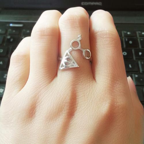 R-1302  New Design Unique Charm Punk Finger Knuckle Rings for women