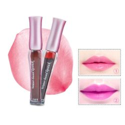 M-0013   New Arrival 3 Colors Water-based Lipstick Korean Lip Maker Pen Makeup Lipstick Water-based Lip Gloss Whiteboard Marker