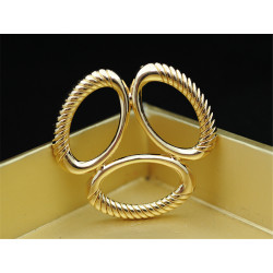 P-0342 Fashion Style Vintage Gold Silver Plated Alloy 2 colors  Scarf Buckle for Women & Girl Accessory