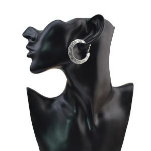 E-4032 New arrival Cute Round Shape Dangle Drop Earrings for Women Jewelry