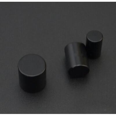 I-0048 12pcs Tunnerls Tunnel Piercings Big Gauges Ear Piercing Black Plug Ear Expander Body Jewelry Piercings