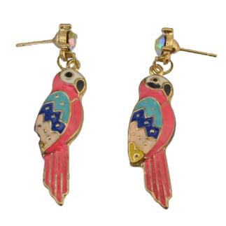 E-0544  E-0654  E-0666 E-0554  4style bird flower crystal tassel stud dangle earring