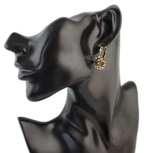 E-4298 Fashion Korea Style Cute Crystal Earring for Women Jewelry
