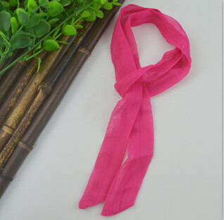 F-0468 2 Colors New Fashion Simple Cloth Long Hairband Hair  jewelry for women Accessory