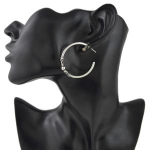 E-4401 New Fashion personality 2 Styles Punk Bohemian Shell Stud Cuff Earrings Accessories