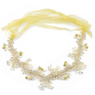 F-0472 Fashion Lace Flowers Crystal Pearl Beads  Hairpin Hair Clip For Women  Bridal Wedding Hair Accessories Jewelry