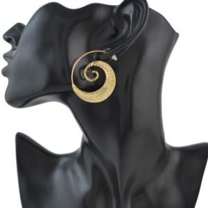 E-4481 Fashion Bohemian Geometric Wire Hoop Earrings for Women Party Fashion Accessories