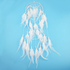 N-7011 Dream Catchers Handmade Beaded Feathers Pendant Home Wall Hanging Decor