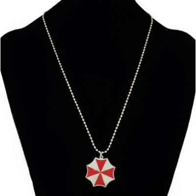 N-5328 European style silver Metal alloy triangle pendant necklace for women