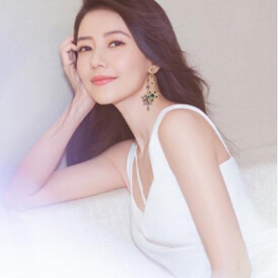 E-4617 Korean Style 1 Colors Rhinestone Sea Starfish Dangle Earings For Women Jewelry