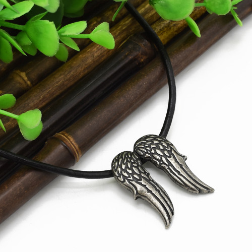 N-5229 fashion vintage style Eagle wing Chokers animal wing necklaces