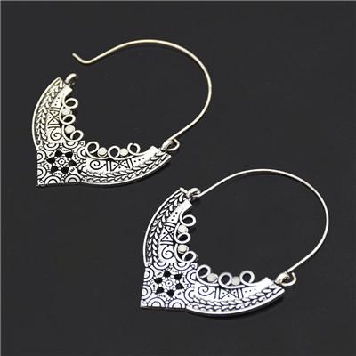 E-4879 2 Styles Vintage Bohemian Dangle Drop Earring For Women Jewelry Design