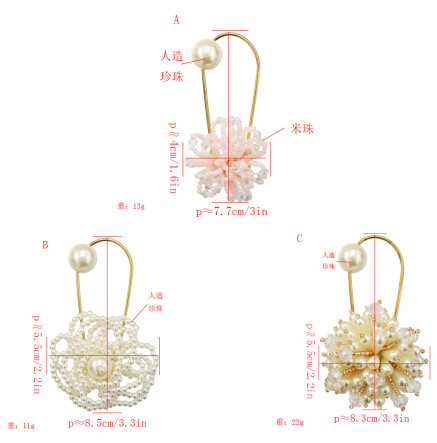 P-0434  Fashion Simulated Pearl Brooches Pin Dress Decoration Gold Brooches Gifts For Women Party Jewelry