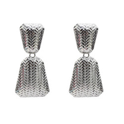 E-5205  7 Colors Simple Style Geometric Alloy Drop Dangle Earrings For Women