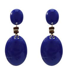 E-5243  6 Colors Fashion Geometric Acrylic Drop Earrings for Women Bridal Wedding Party Jewelry Gift