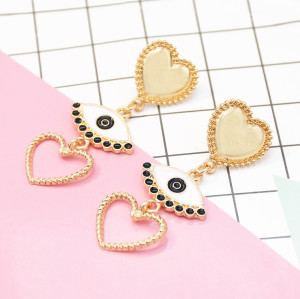 E-5492 Lovely Earrings Devil's Eye Halloween Christmas Party Jewelry for women gift