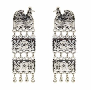 E-5555 4 styles Indonesian silver bride bridesmaid earrings Egyptian Turkish national jewelry
