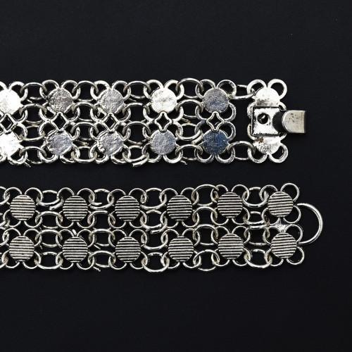 N-7141 * Fashion European and American Tassel Waist Chain Beach Leisure Inlaid Gem Alloy Retro Body Chain