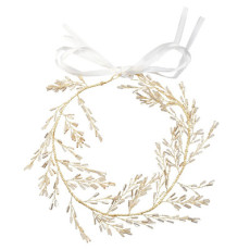 F-0611 New Bridal Hair Accessories Handmade Hair Band Headwear Korean Wedding Accessories