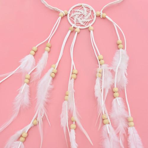 F-0776 Fashion Handmade Ethnic Feather Hairbands Women Boho Hairband Hair Accessory
