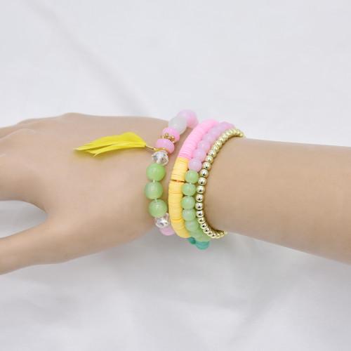 B-1082  Vintage Shell Beads Bracelet For Women New Multilayer Leg Bracelet Bohemian Jewelry