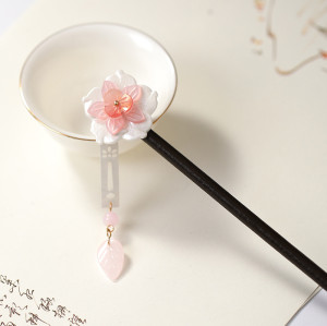 F-0799  Vintage Flowers Hair Stick Jewelry Vintage Wedding Hair Accessories Charm Hairpins Ancient Assembly Gift