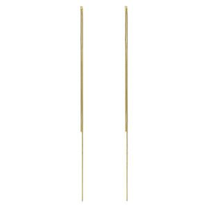 E-5927  New Simple Silver Gold Chain Ear line Tassel Long Tassel Drop Earrings for Women Party Fashion Jewelry