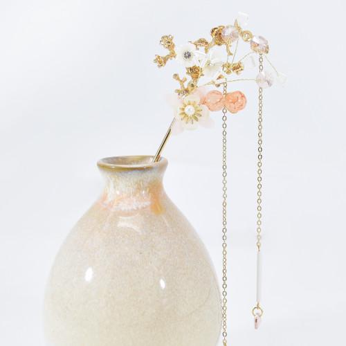 F-0860 Chinese Hair Stick Antiquity Hairpin Handmade Hair Chopstick for Long Hair Wedding Hair Accessories