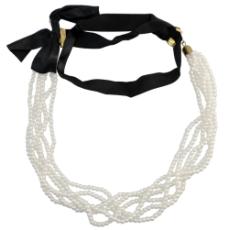 N-1519 European Style Fashion Fomens Imitation Pearl Pendant Charm Necklace jewelry