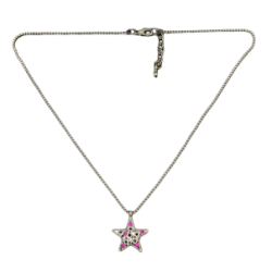 N-2322 New Vintage Long Chain Star Shape Pendant Necklace For Women