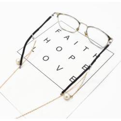 N-7260 Fashionable Style Reading Glasses Chain Fashion Sun Glasses Glasses Holder Neck Metal Eyewear