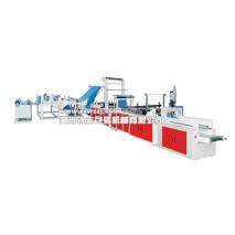 Machine automatique de fabrication de sac sans tissu textile de CYW-570