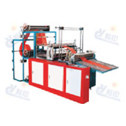 Machine de fabrication de sac à coupage à chaud de SHXJ600-800