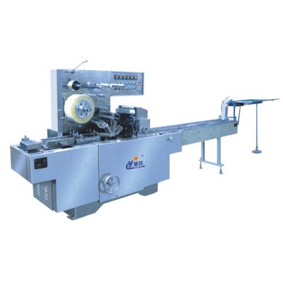 Прозрачная пленочная трехмерная упаковочная машина типа CY 2000 (с антиконтрафактной линией) (внутренняя и внешняя упаковка)
