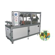 Пневматическая прозрачная пленочная трехмерная упаковочная машина типа CY2108A (с антиконтрафактной линией)