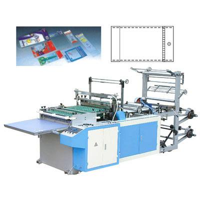 Машина теплового отрезания для изготовления мешков с компьютерным управлением типа RQL600-1000