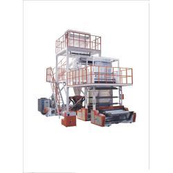 Агрегат формировочной машины с подъемной и вращающей головки посредством  трехслойного прессования серии SJ