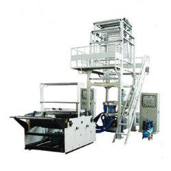 Агрегат формировочной машины с подъемной и вращающей головки при двухслойном прессовании серии SJ