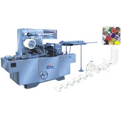 CY2000 Tipo de Máquina ajustable de embalaje de tres dimensiones de película transparente (con la cinta anti-falsificación)