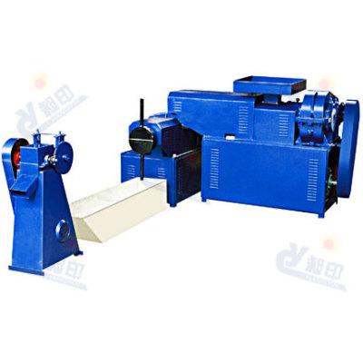 SJ-90、120 Tipo de Máquina productora de materiales secos y humedos con el control electrónico