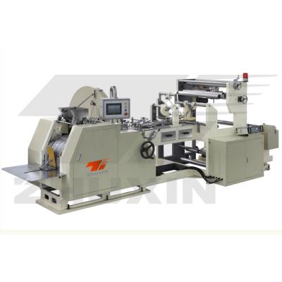 CY-400 Máquina productora de bolsas de papel para alimento automática de alta velocidad