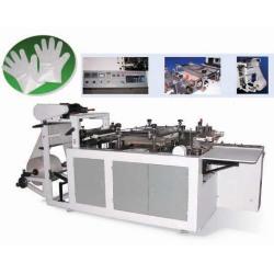 CY-600C Máquina productora de bolsas plásticas en forma de guantes