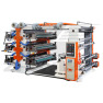 YT Serie de Máquina impresora tipográcica y flexográfica de seis colores