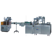 Ligne de production des équipements complets d'emballage (boîte d'emballage ) de CY2100