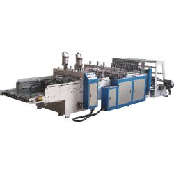 Machine de fabrication de sac à façonnage automatique de type gilet de CY1000