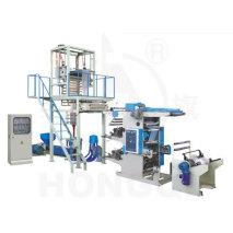 SJ-YT Unidad de Máquina para film soplado y Impresora tipográfica