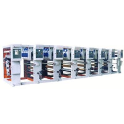 ASY-600 ، 800 ، 1000  ماكينة طباعة مع ستة الوان