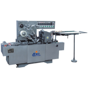 CY2000X آلة تغليف مع ثلاث حافات شفافة الفيلم المعدل (مع مكافحة التزييف و سلك سهل لسحب)